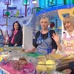 Video della ricetta bignè di patate e acciughe - ricetta di Anna Moroni - presentata alla Prova del Cuoco 8 febbraio 2016